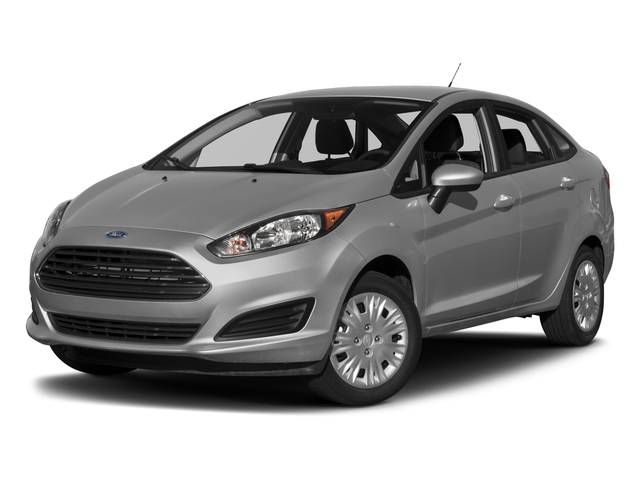 2017 Ford Fiesta Base Price S Sedan Pricing Side Front View