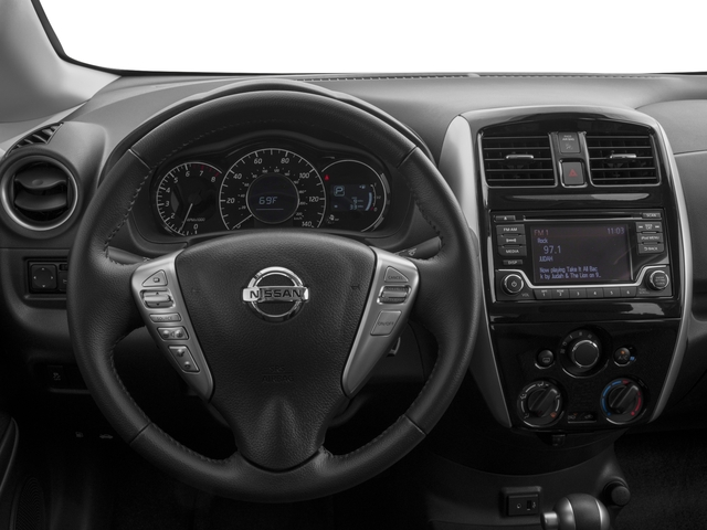 2017 Nissan Versa Note Pictures S Plus Cvt Photos Driver Dashboard